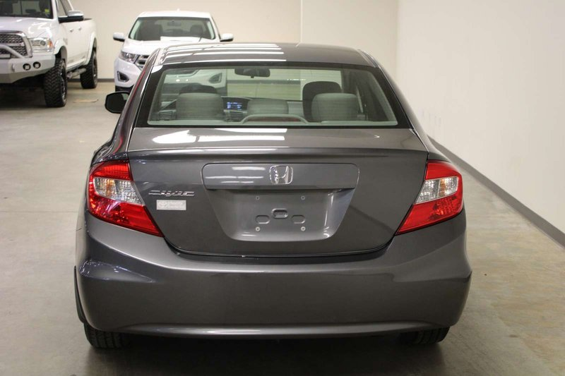 2012 Honda Civic Sdn for sale in Edmonton, Alberta