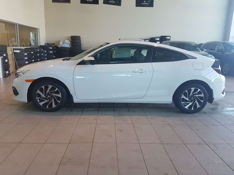2018 Honda Civic Coupe for sale in Red Deer, Alberta