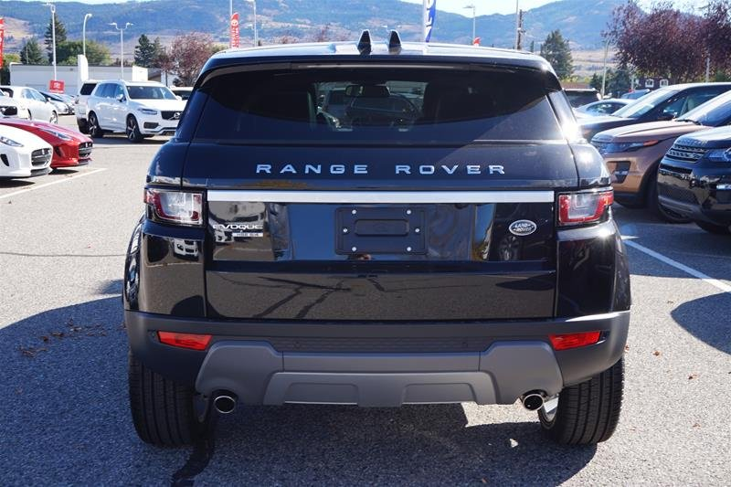 2017 Land Rover Range Rover Evoque for sale in Kelowna, British Columbia