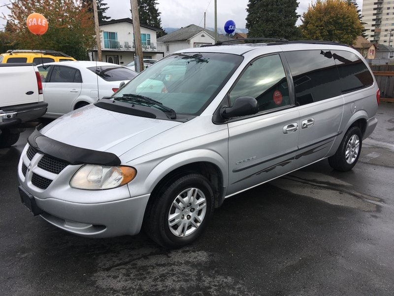 2001 Dodge Caravan for sale in Port Alberni, British Columbia
