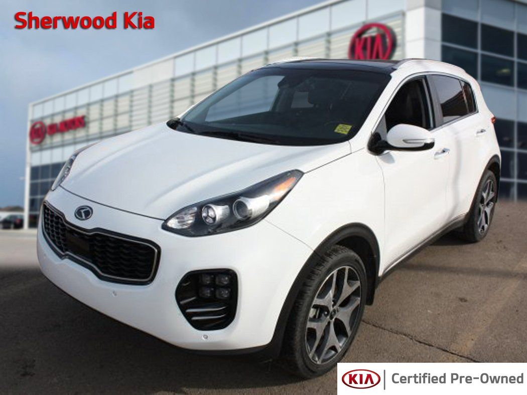 2017 Kia Sportage for sale in Sherwood Park