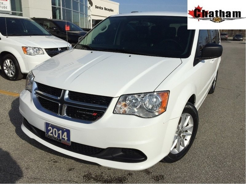 2014 Dodge Grand Caravan for sale in Chatham, Ontario