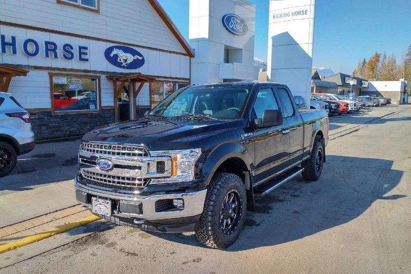 2018 Ford F-150 for sale in Golden, British Columbia