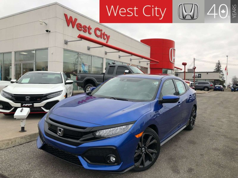 2019 Honda Civic Hatchback for sale in Belleville, Ontario
