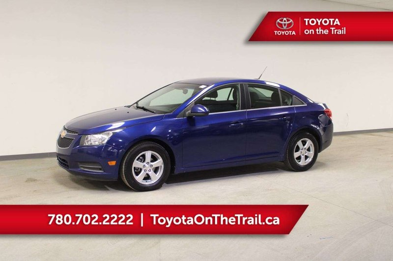 2012 Chevrolet Cruze for sale in Edmonton, Alberta
