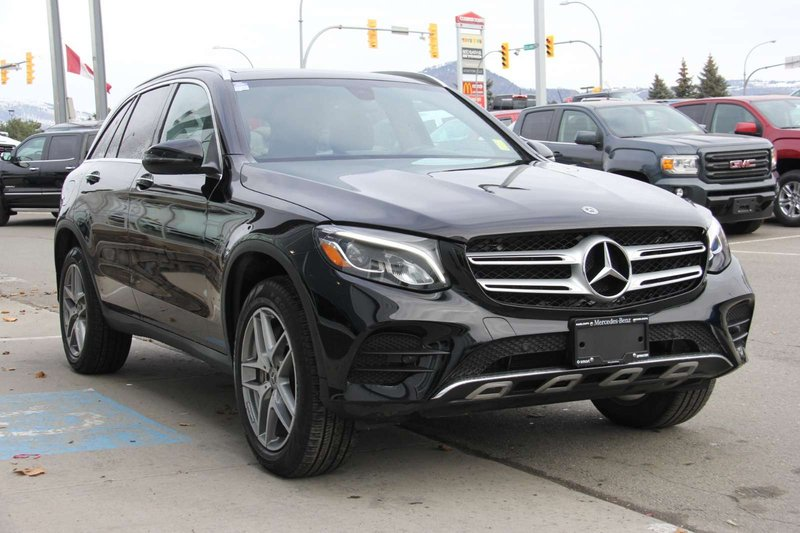 2018 Mercedes-Benz GLC for sale in Kamloops, British Columbia