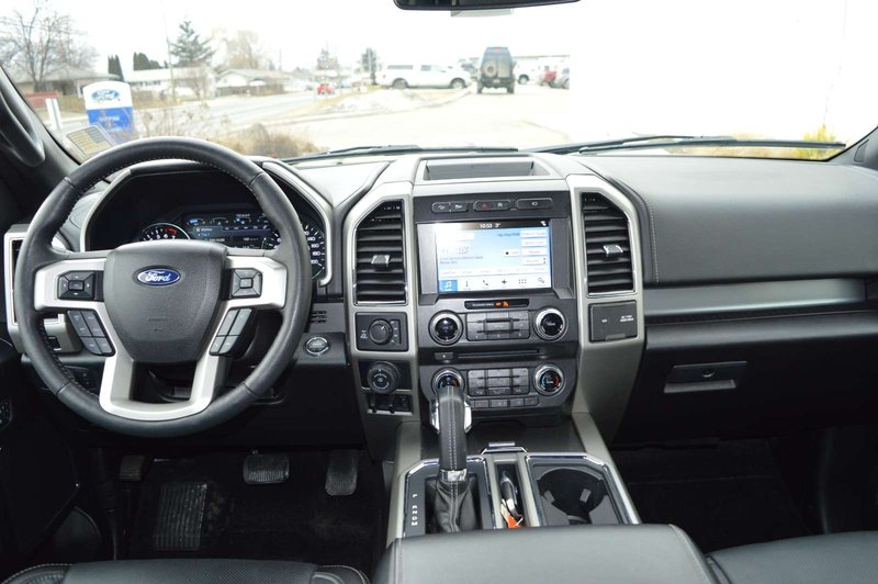 2017 Ford F-150 for sale in Kamloops, British Columbia