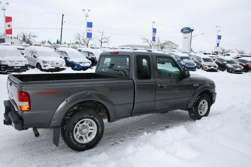 2011 Ford Ranger for sale in Dawson Creek, British Columbia