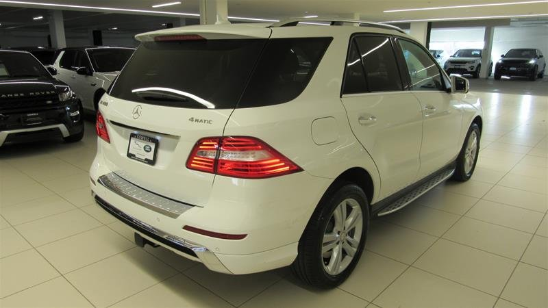 2015 Mercedes-Benz ML for sale in Richmond, British Columbia