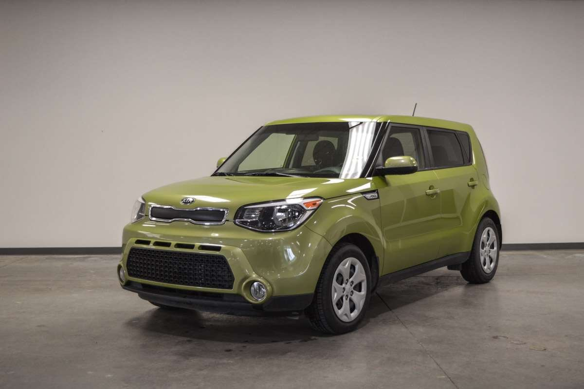 2016 Kia Soul For Sale In Edmonton, Alberta ...
