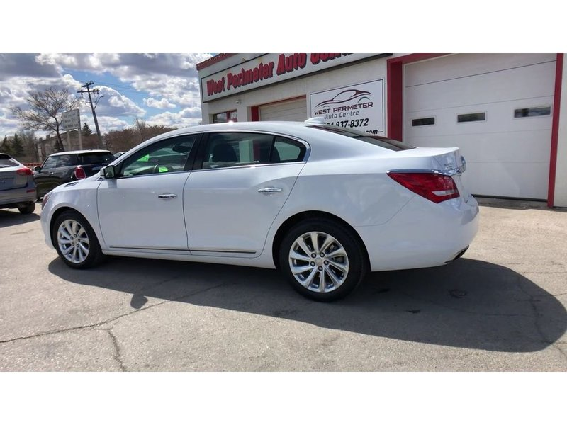 2015 Buick LaCrosse for sale in Winnipeg, Manitoba