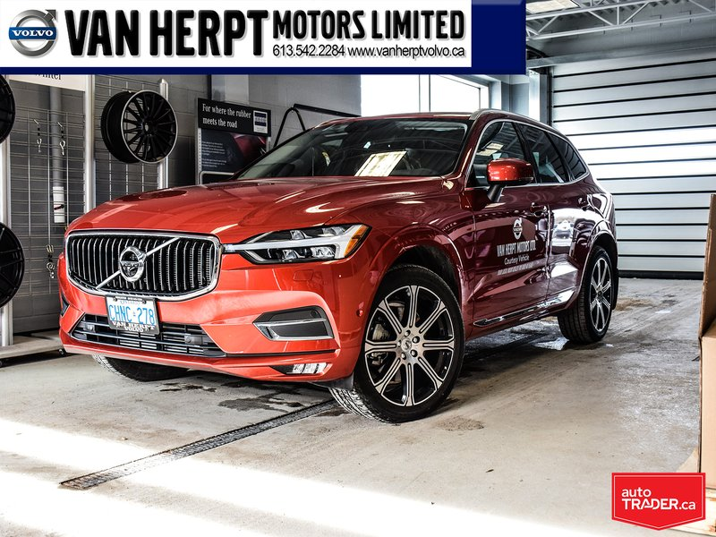 2018 Volvo XC60 for sale in Kingston, Ontario