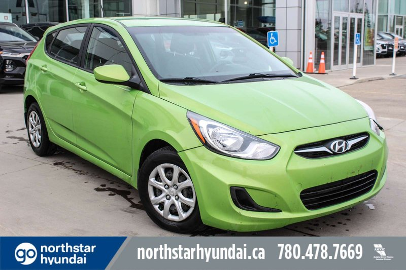 2014 Hyundai Accent for sale in Edmonton, Alberta
