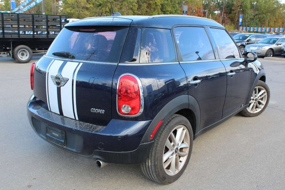 2011 MINI Cooper Countryman for sale in Mississauga, Ontario