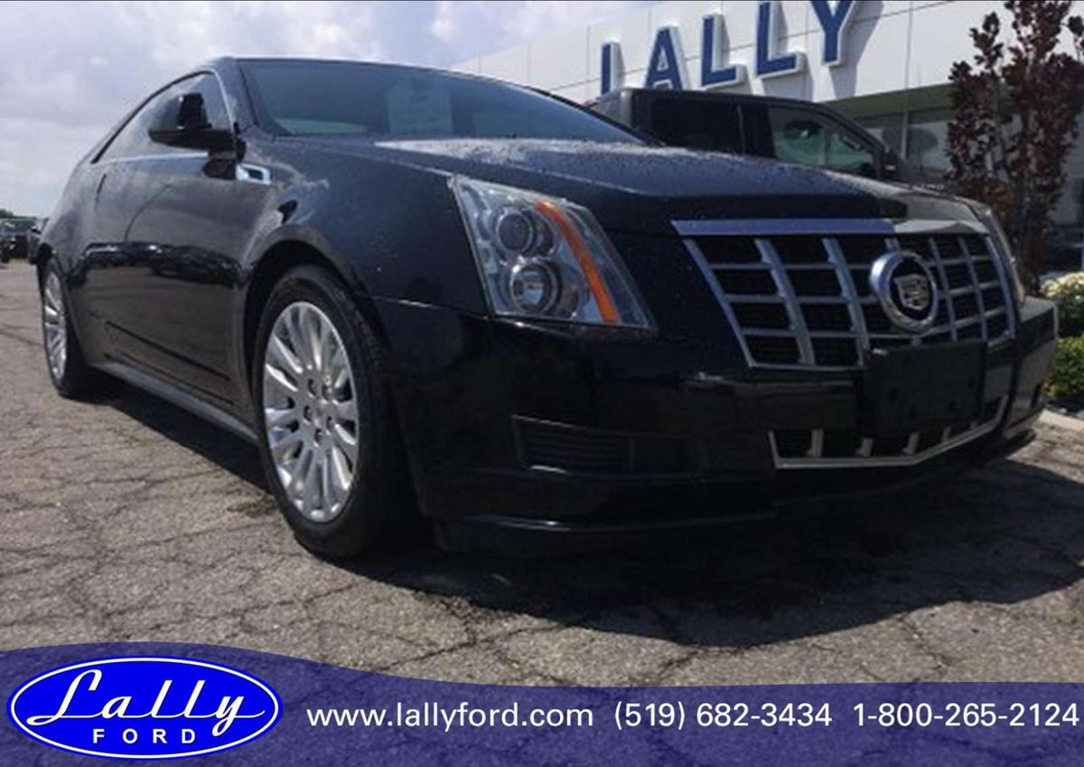 Cadillac Cts Coupe For Sale >> 2013 Cadillac Cts Coupe For Sale In Tilbury
