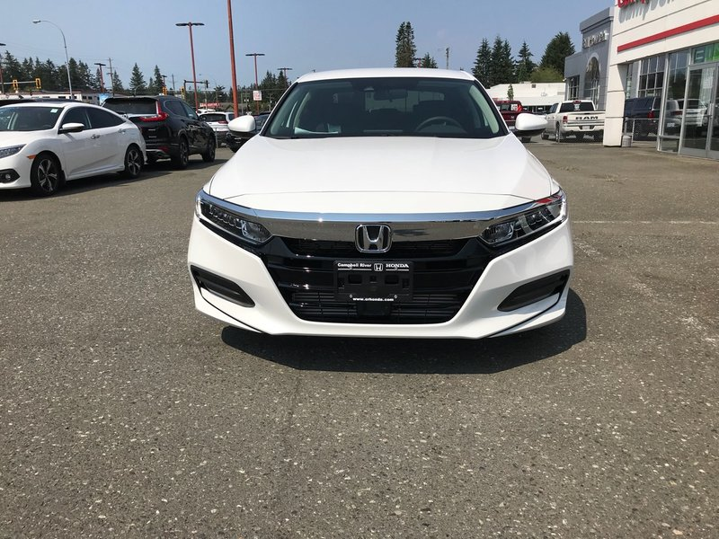 2018 Honda Accord Sedan for sale in Campbell River, British Columbia