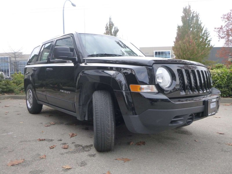 2016 Jeep Patriot for sale in Langley, British Columbia