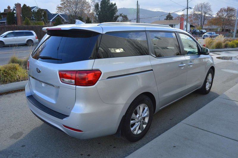2018 Kia Sedona for sale in Kamloops, British Columbia