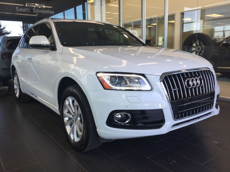 2016 Audi Q5 for sale in Edmonton, Alberta