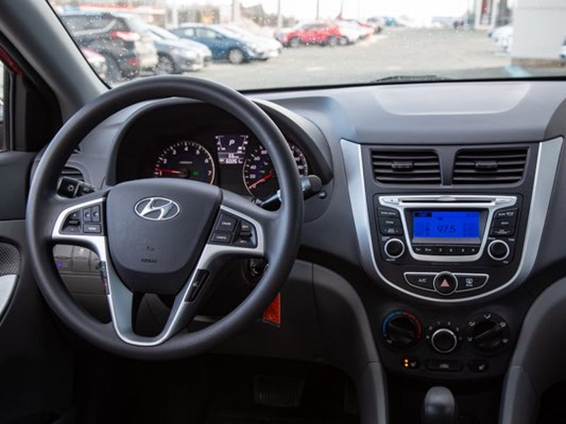 2014 Hyundai Accent for sale in St. John's, Newfoundland and Labrador