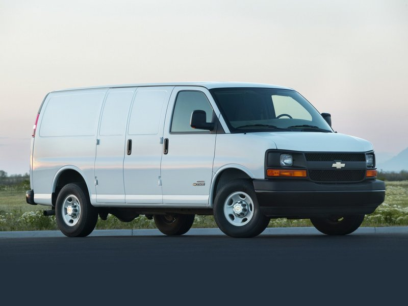 2017 Chevrolet Express Cargo Van for sale in Toronto, Ontario