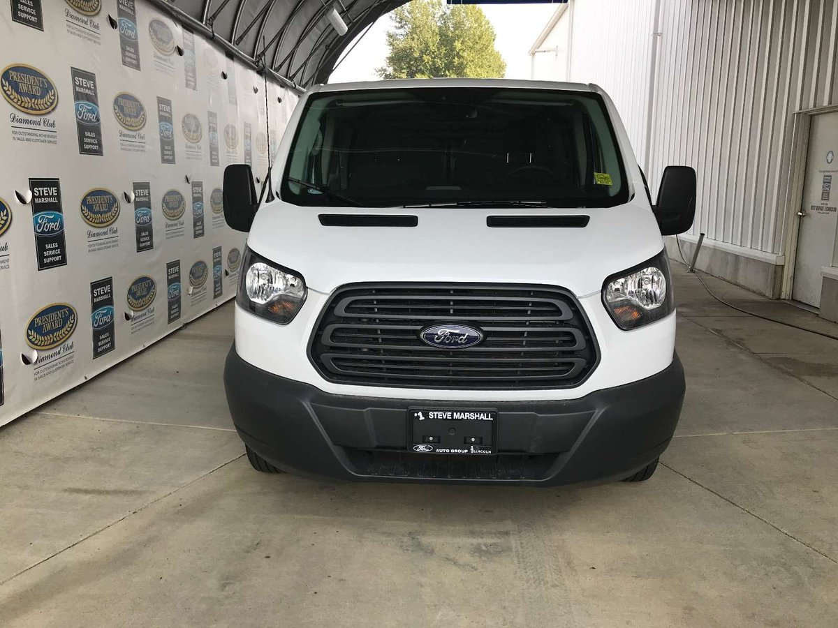 2017 Ford Transit Cargo Van for sale in Campbell River, British Columbia
