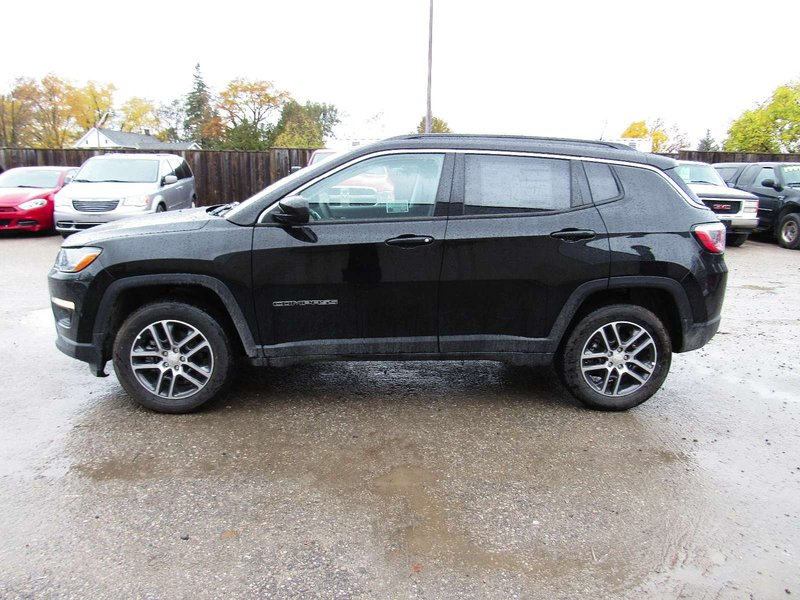 2018 Jeep Compass for sale in Midland, Ontario