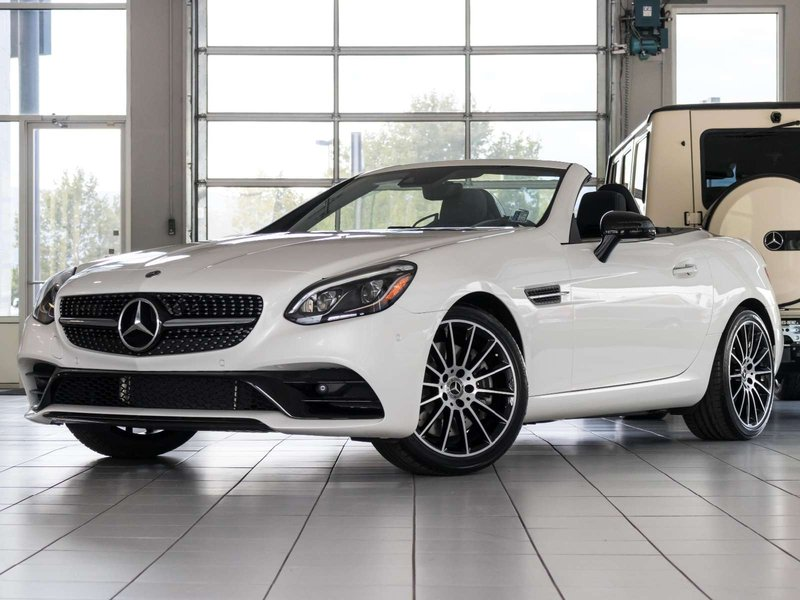 2019 Mercedes-Benz SLC for sale in Kelowna, British Columbia