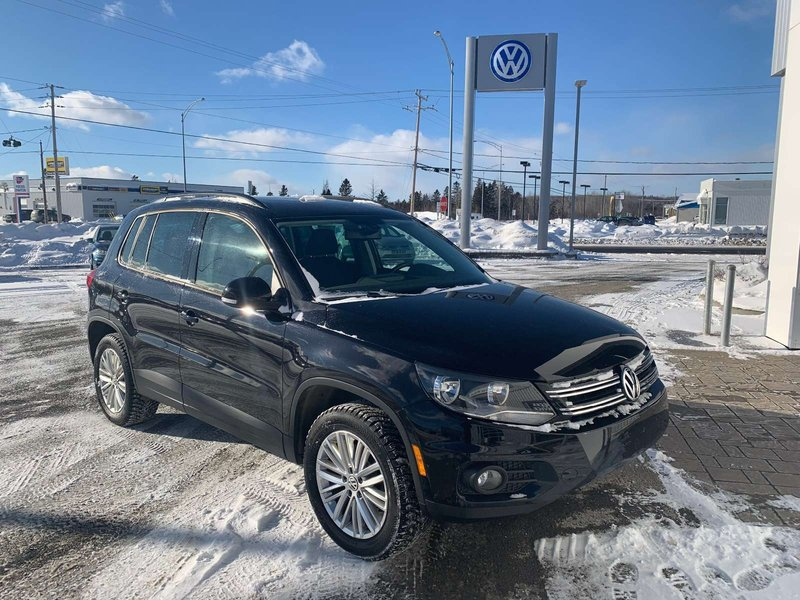 2015 Volkswagen Tiguan for sale in New Richmond, Quebec