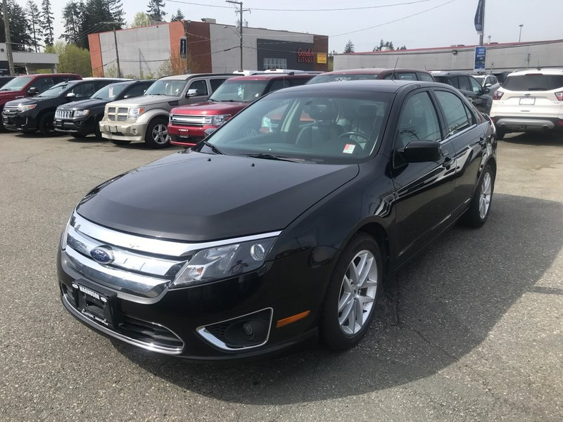 2010 Ford Fusion for sale in Abbotsford, British Columbia