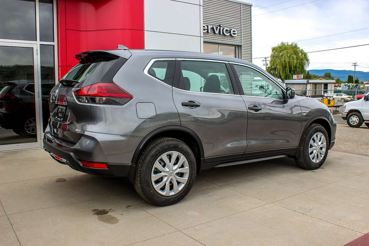 2018 Nissan Rogue for sale in Vernon, British Columbia