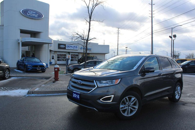 2016 Ford Edge for sale in Mississauga, Ontario