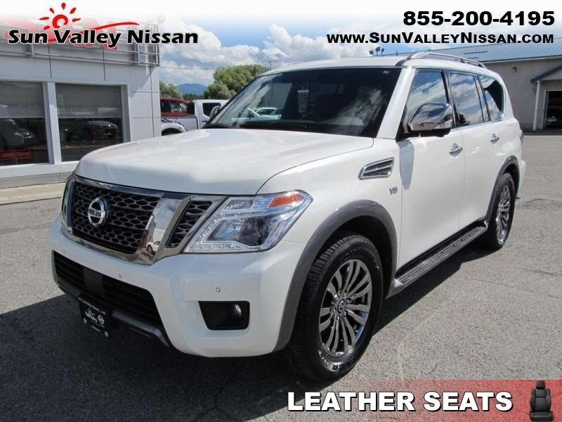 2018 Nissan Armada for sale in Cranbrook, British Columbia