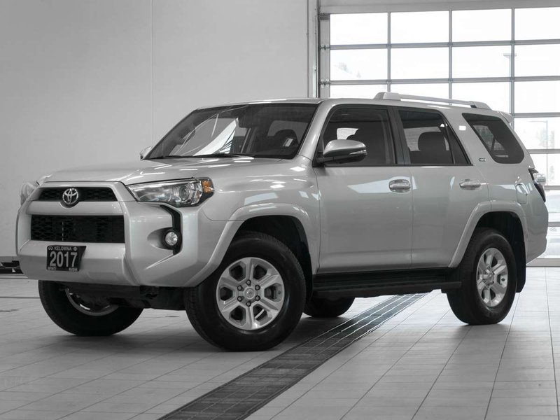 2017 Toyota 4Runner for sale in Kelowna, British Columbia