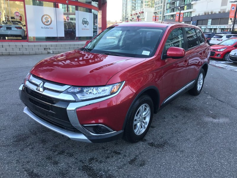 2018 Mitsubishi Outlander for sale in Richmond, British Columbia