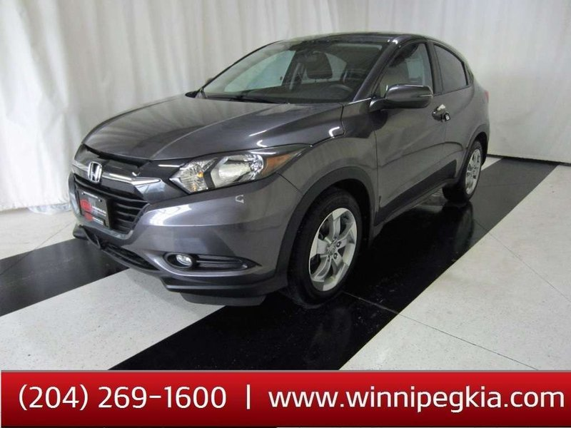 2016 Honda HR-V for sale in Winnipeg, Manitoba