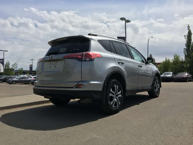 2017 Toyota RAV4 for sale in Edmonton, Alberta