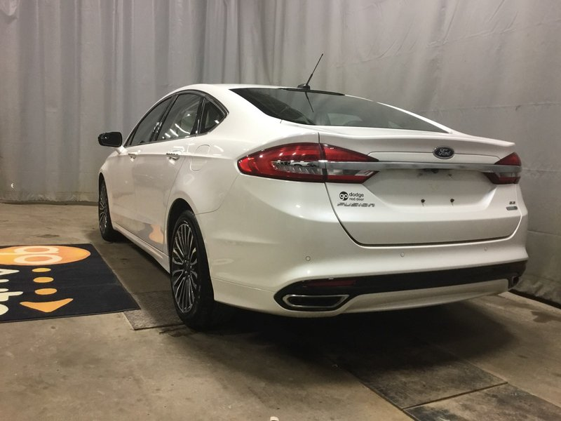 2017 Ford Fusion for sale in Red Deer, Alberta