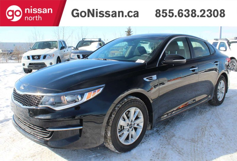 2017 Kia Optima for sale in Edmonton, Alberta