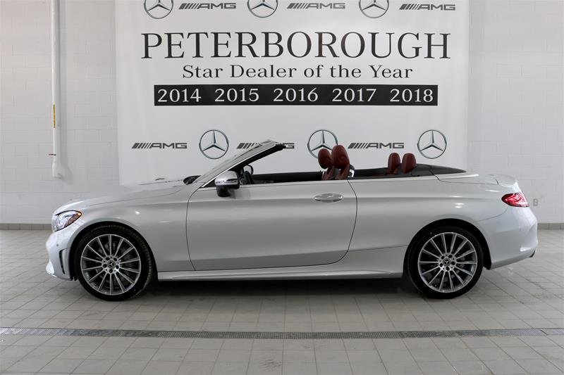 2019 Mercedes-Benz C-Class for sale in Peterborough, Ontario