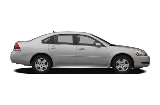 2010 Chevrolet Impala for sale in Edmonton, Alberta