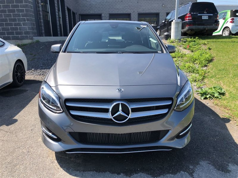 2018 Mercedes-Benz B-Class for sale in Kingston, Ontario