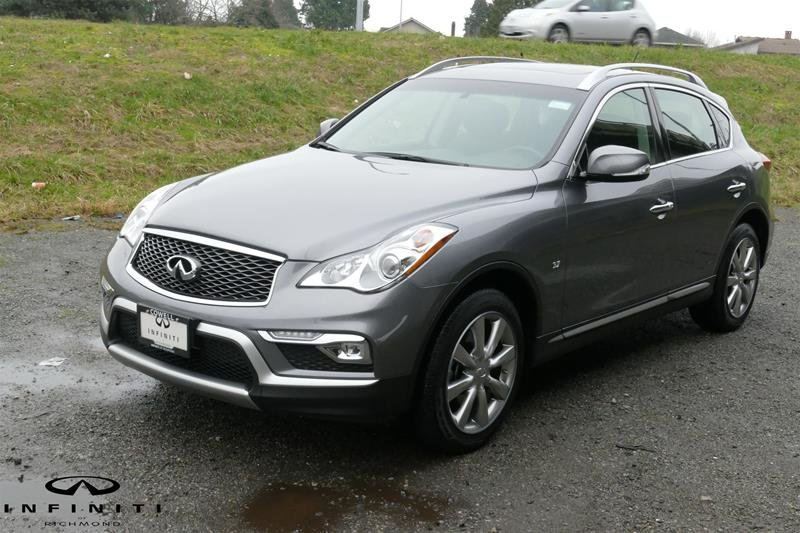 2017 Infiniti QX50 for sale in Richmond, British Columbia