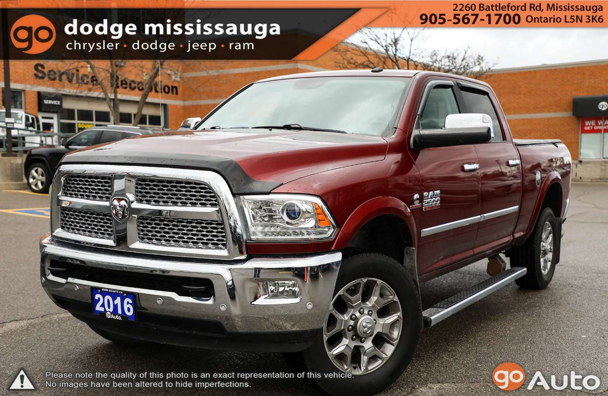 2016 Ram 2500 for sale in Mississauga, Ontario