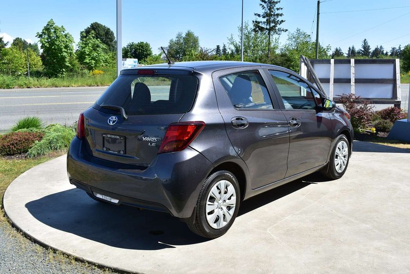 2015 Toyota Yaris for sale in Campbell River, British Columbia