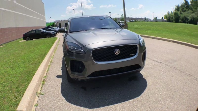 2018 Jaguar E-PACE for sale in London, Ontario