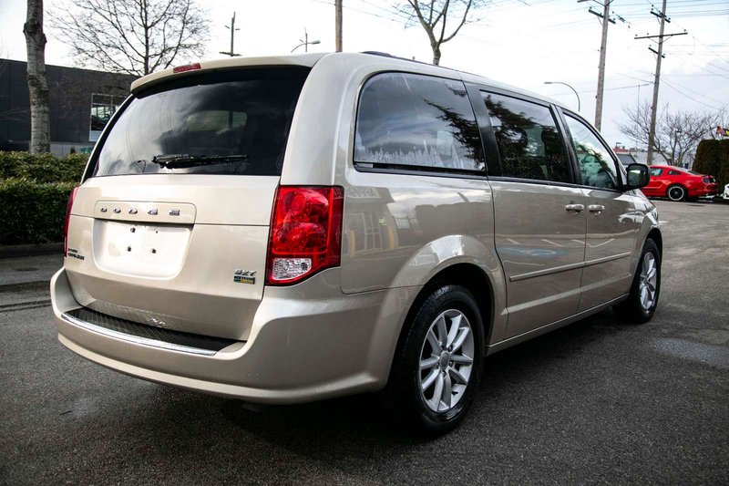 2015 Dodge Grand Caravan for sale in Langley, British Columbia