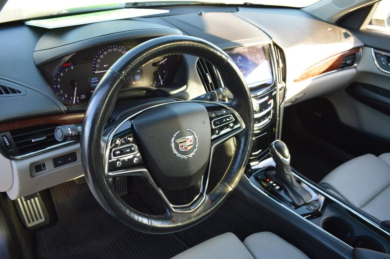 2014 Cadillac ATS for sale in Vancouver, British Columbia