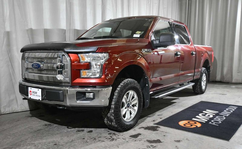 2015 Ford F-150 for sale in Red Deer, Alberta