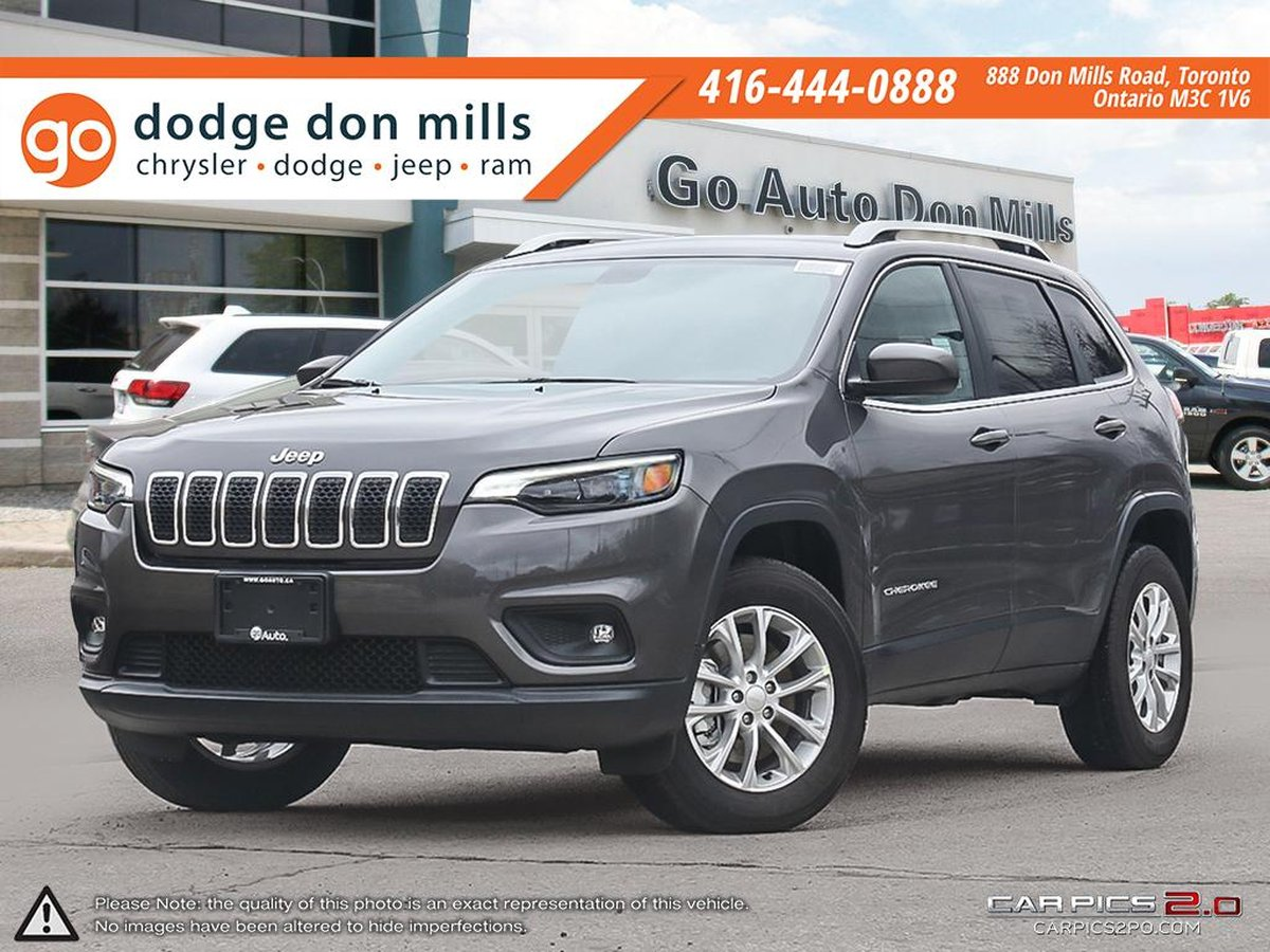 2019 Jeep Cherokee for sale in Toronto, Ontario